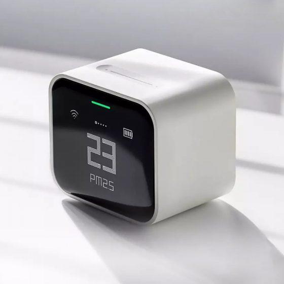 sensor de calidad de aire