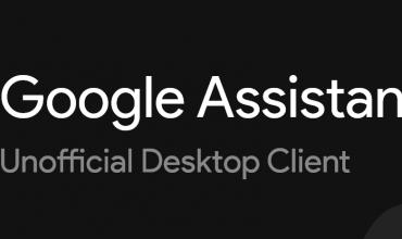 google assistant para escritorio