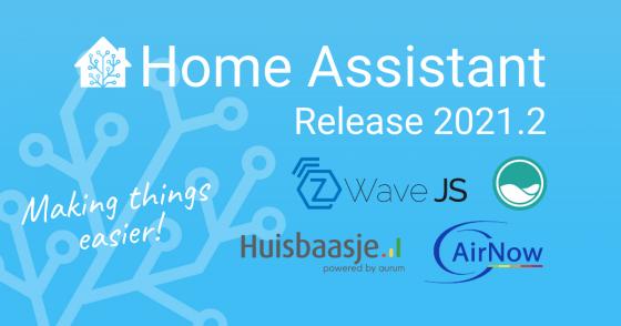 Home Assistant llega a la versión 2021.2 con grandes novedades de Z-Wave