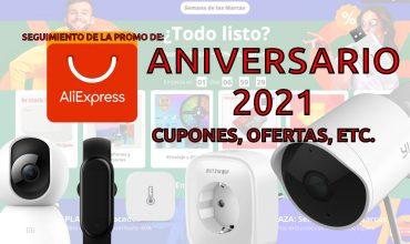 aniversario Aliexpress 2021