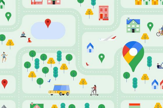 Google Assistant encuentra a nuestros contactos que comparten la localización en Maps cuando se lo preguntamos