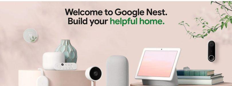 nest.com redirige a la tienda de google
