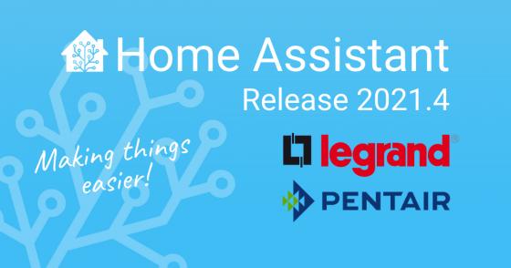 Home Assistant 2021.4, versión de Abril enfocada en usuarios avanzados