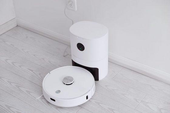 IMILAB V1, el robot de limpieza con vaciado de residuos
