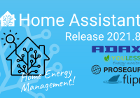 Home Assistant 2021.8