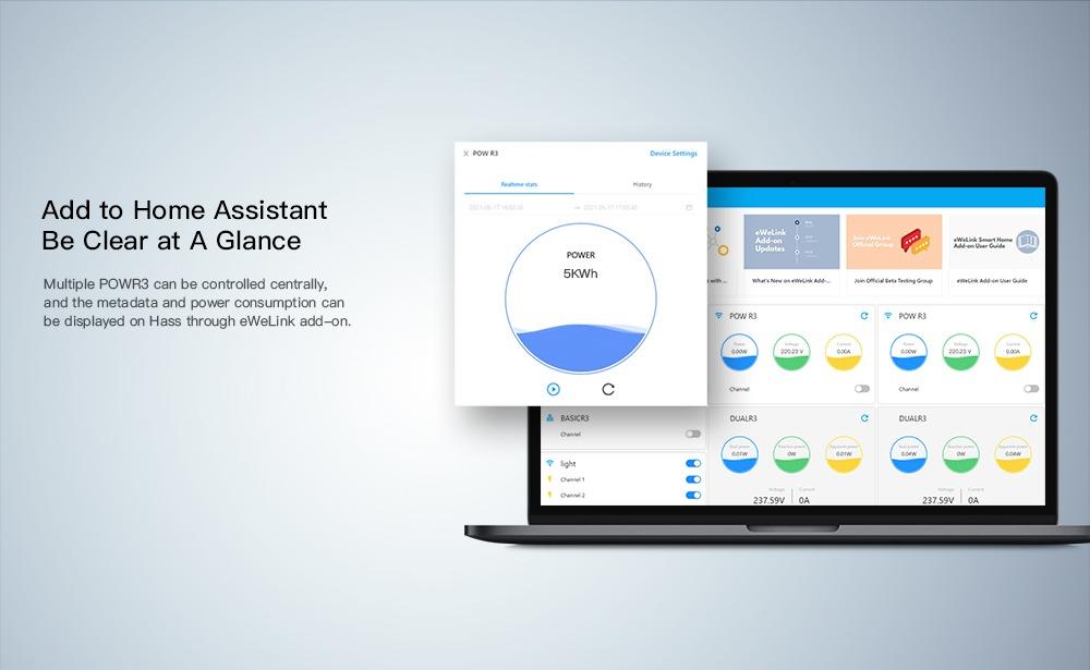 Compatibilidad con Home Assistant