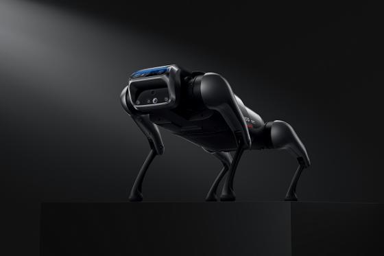 Xiaomi presenta un perro robótico controlado por la voz