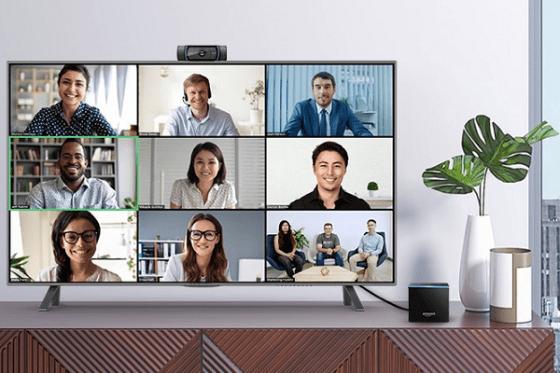 Zoom actualiza su versión para Fire TV Cube para permitir vídeo llamadas