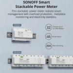 Sonoff Smart Stackable Power Meter