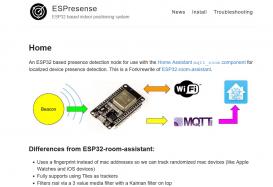 espresence con ESP32