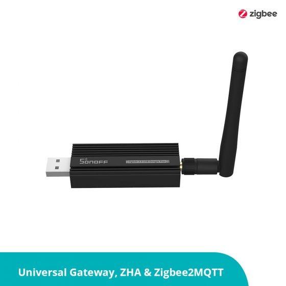 Sonoff pone a la venta su gateway Zigbee 3.0 por menos de 9€