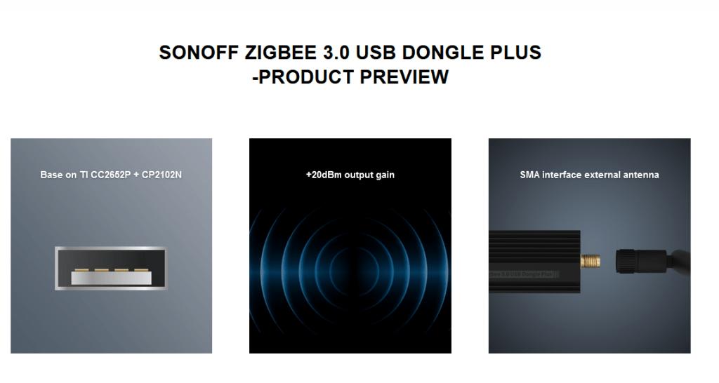 Bridge Sonoff Zigbee 3.0